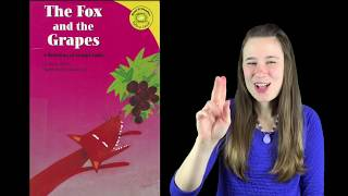 The Fox and the Grapes (A Retelling of Aesop's Fable)