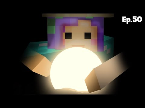 crystal - I gaze into a crystal ball and see the future! We also explore a bit of Botania! Check out Oasis season 1 - http://bit.ly/MinecraftOasis