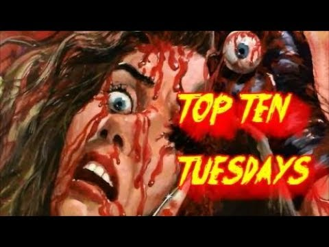 Top Ten Tuesdays: Ep.110- Worst Horror Films in my Collection