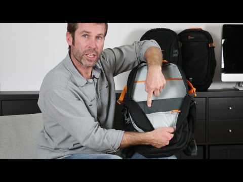 The Ultimate Daypack - Lowepro RidgeLine Backpacks