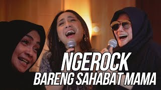 Video NGEROCK BARENG LADY ROCKER NICKY ASTRIA!!! MAMA SENYUM SENYUM!!! MP3, 3GP, MP4, WEBM, AVI, FLV Agustus 2019
