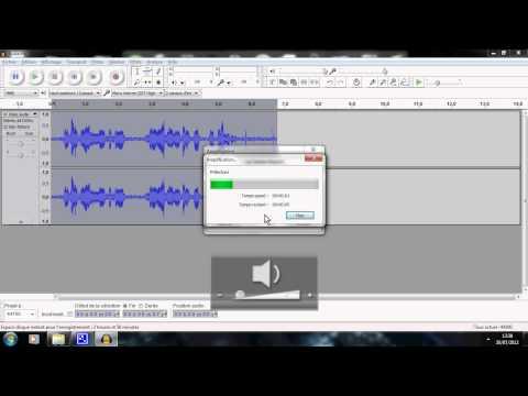comment augmenter le volume de son micro