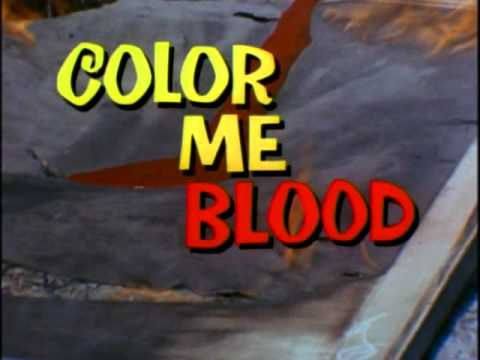Color Me Blood Red [Trailer]