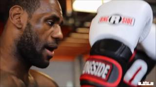 Video LeBron James: Day In The Life 2014 Pre Playoffs Workout Practice FULL MP3, 3GP, MP4, WEBM, AVI, FLV April 2018