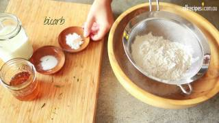 How to Make Honey and Rosemary Soda Bread