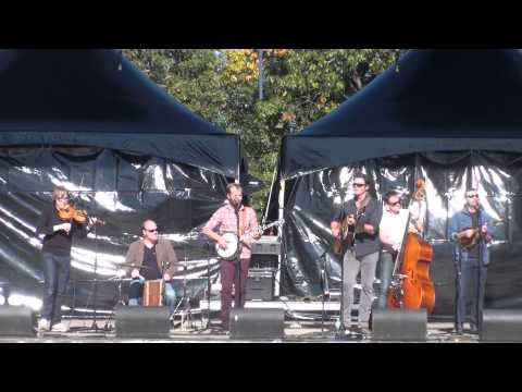 Steep Canyon Rangers - full set - Yonder Harvest Festival Ozark, AR 10-19-13 HD tripod