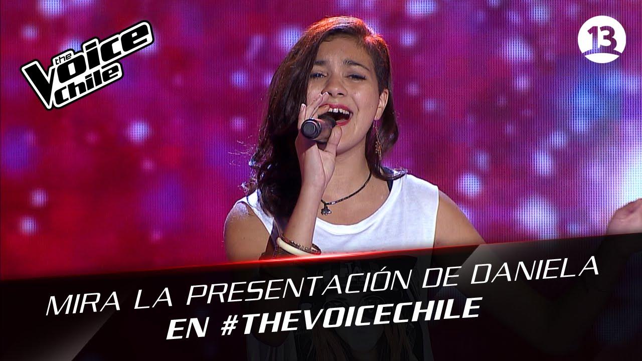 The Voice Chile | Daniela Campos – Caruso