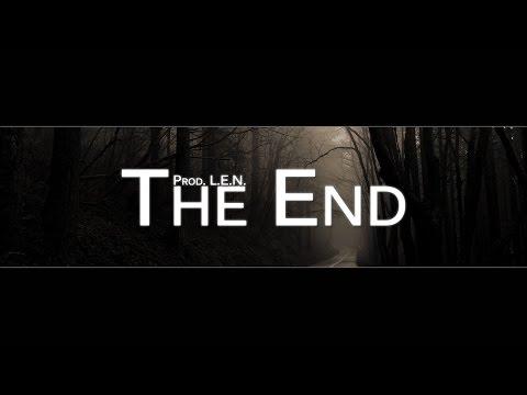 Dope Hip Hop Beat Dark Trap Beat   Atmospheric Deep Trap Instrumental - The End - L.E.N. Beats