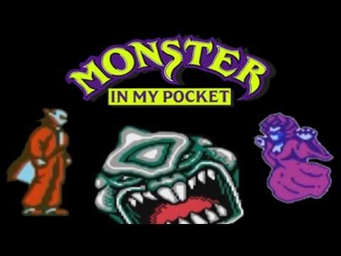 Monster In My Pocket (Batman And Flash) прохождение (NES, Famicom, Dendy)