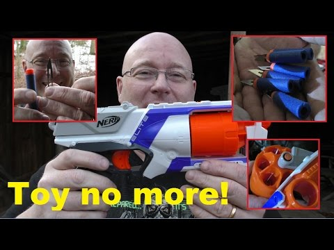 Video The Nerf Gun Scalpel Blades Mod download in MP3, 3GP, MP4, WEBM, AVI, FLV January 2017