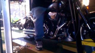 10. Yamaha Roadstar Warrior Dyno