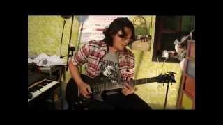 Video Padi Begitu Indah Guitar Solo Cover ( ESP LTD EC 50 Demo) MP3, 3GP, MP4, WEBM, AVI, FLV Juli 2018