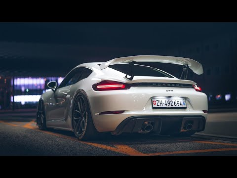 Living With The 718 Porsche GT4