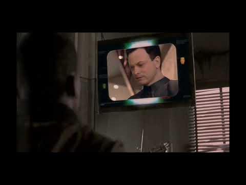 "Scene from the movie ""Impostor"" 2001"