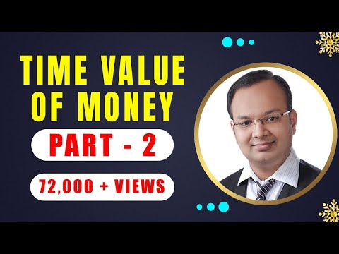 #2 | compounding half yearly, quarterly and monthly | time value of money | mathematics of finance