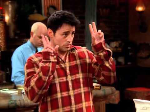 Friends - Joey's funny