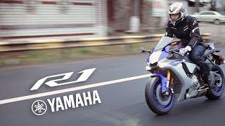 6. Yamaha YZF-R1 2015 г. �аше мнение, обзор и впечатлени�.