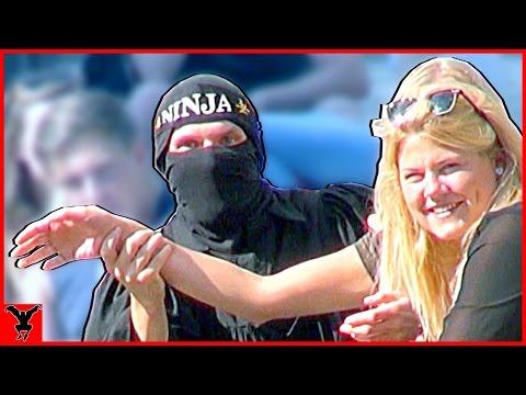 Ninja Nonsense Pranks