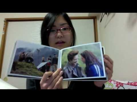 Unboxing Japanese Version of Twilight DVD Premium Box Set