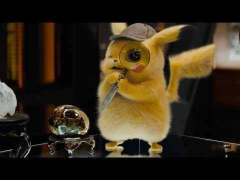 POKÉMON Detective Pikachu - Official Trailer 2