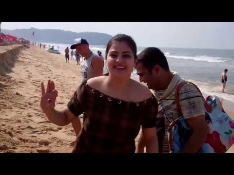 Video Goa, Candolim Beach  - STEPS OF SAND - January 2017 download in MP3, 3GP, MP4, WEBM, AVI, FLV January 2017