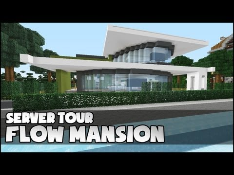 mansion videos - Flow Mansion built by Alpha & Xingo on the Fan server ○ Fan Server IP ▻ mc.kaoshkraft.net ○ Subscribe ▻ http://bit.ly/Biggs87x ○ Server Tours Playlist ▻ https://www.youtube.com/playlis...