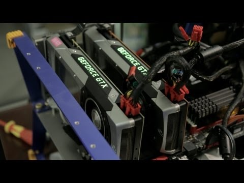 I7 - Intel i7-4960X Review & Benchmarks! http://bit.ly/15wreV7 CPU Wars: Intel Ivy Bridge-E vs Haswell - i7-4770K vs i7-4960X! Complete Test Bench Info! http://bi...