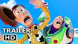 Nonton Toy Story 4 Official Trailer  2019  Disney Pixar Animated Movie Hd Film Subtitle Indonesia Streaming Movie Download