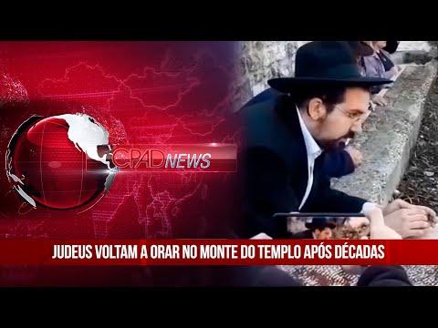 Boletim Semanal de Notícias - CPAD News 157