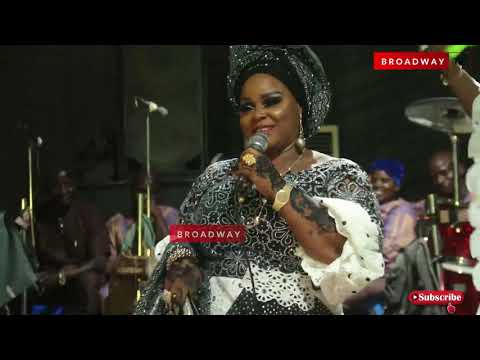Nofisat and Mum, Yetunde Wunmi In Tears On Her 60th Birthday