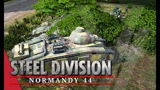Enjoyed the video? Here's some more! ► https://goo.gl/vHwUWj Steel Division: Normandy 44 Playlist! ► https://goo.gl/uuBRTm You can now support the channel on...