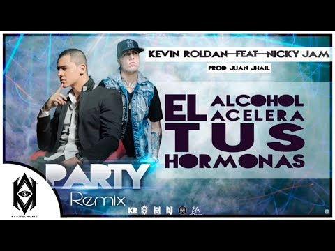Letra Party Remix Ft Nicky Jam Kevin Roldan