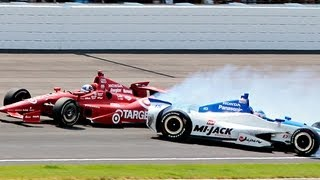 Best Indy 500? v Not Best Monaco F1? - /SHAKEDOWN