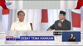 Video Prabowo: Pertahanan Indonesia Lemah, Jokowi: Percayakan Pada TNI MP3, 3GP, MP4, WEBM, AVI, FLV April 2019