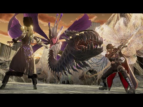 Gameplay E3 2018 de Code Vein