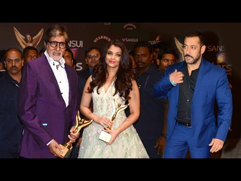 SHOCKING: Salman Khan & Aishwarya Rai TOGETHER At Colors Stardust Awards 2015