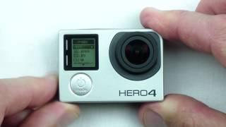 Video GoPro HERO4 - How to Navigate the New User Interface MP3, 3GP, MP4, WEBM, AVI, FLV Februari 2019