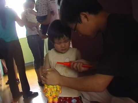 Quzhou Volunteers orphanage 2007
