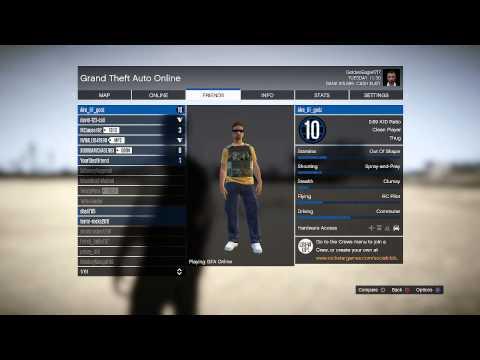 How to Start GTA Online – Jobs, Missions, Inviting Friends, etc. (GTA Online Explained)