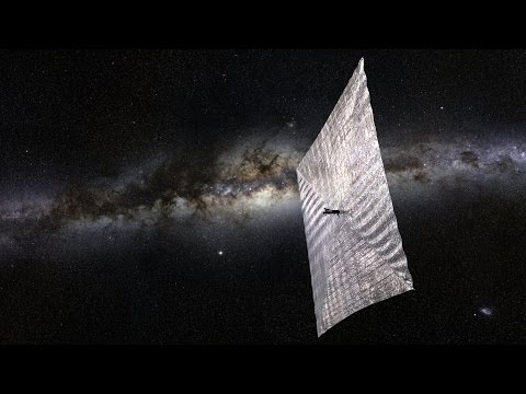 New LightSail short film: Flight by Light