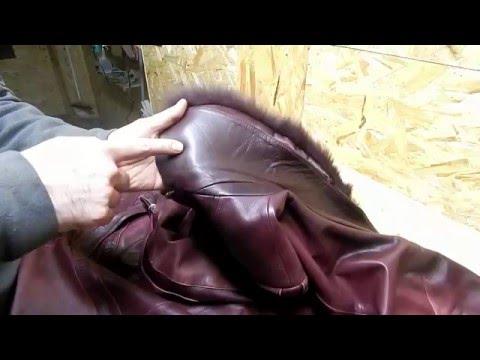 Как покрасить кожаную куртку в домашних условиях и 185