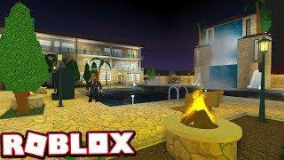 THE $1.5 MILLION DOLLAR BACKYARD PARADISE!!! | Subscriber Tours (Roblox Bloxburg)