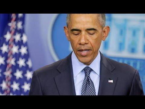 Μπ. Ομπάμα: «Πράξη τρόμου και μίσους» η επίθεση στο Ορλάντο
