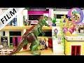 Filem Dinosaur Playmobil | Serangan T-Rex di villa mewah keluarga Vogel | Drama kanak-kanak