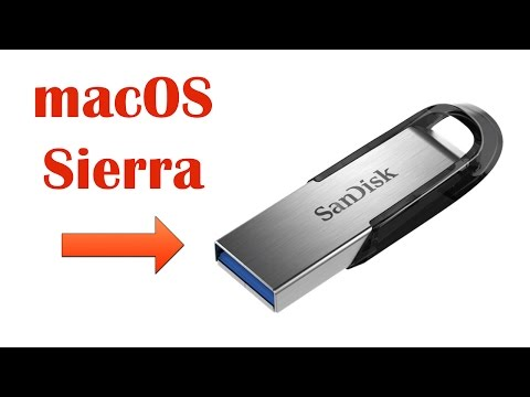 Create a Bootable USB Flash Drive for macOS Sierra (Step by Step)