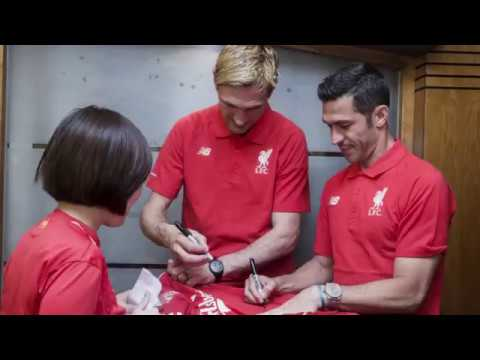 Luis Garcia Highights – LFCWORLD Hong Kong