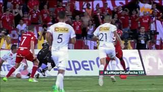 Video Liga Aguila | Fecha 13 América 4-2 Once Caldas MP3, 3GP, MP4, WEBM, AVI, FLV Oktober 2017
