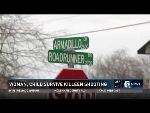 Woman, child survive Killeen shooting