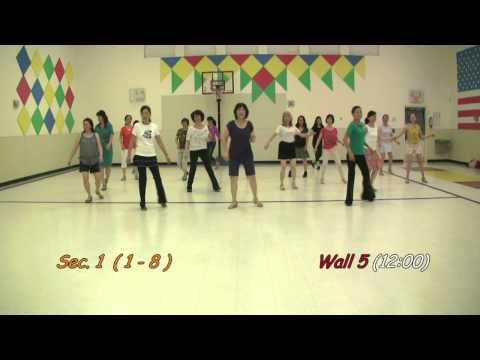 Kreedom – Michele Perron & Jo Thompson Szymanski – Line Dance