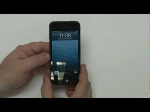 Unboxing The IPhone 5